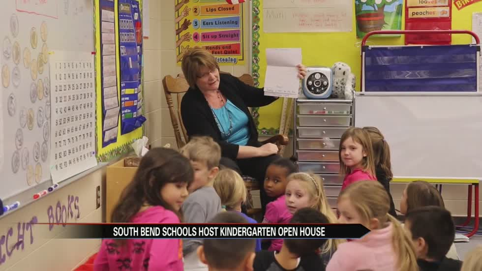 South Bend Community School Corporation to hold kindergarten open house