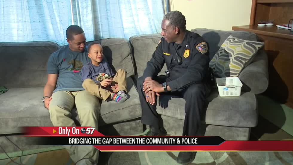 SBPD sergeant helping to build trust in community