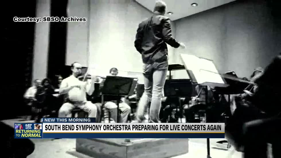 South Bend Symphony Orchestra returns for the first time in 13 months