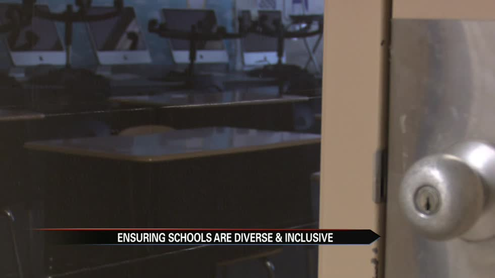 Scholarship looks to add diverse teachers to local schools
