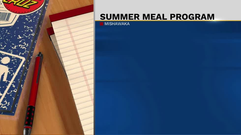 School City of Mishawaka summer food program locations and hours