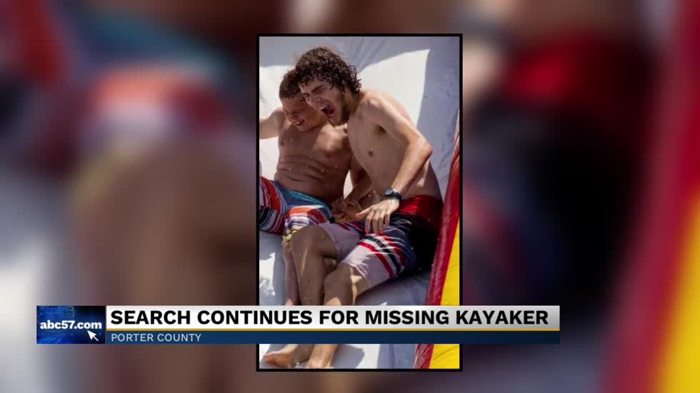 'Little things make a difference;' Family of missing South Bend kayaker asks for public's help