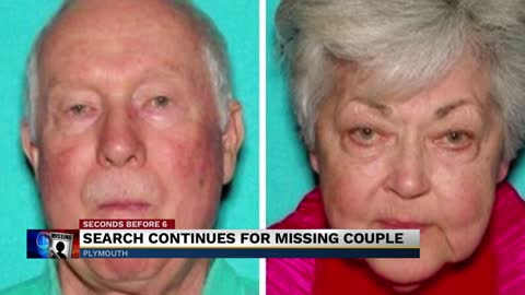 Couple missing from Plymouth found safe