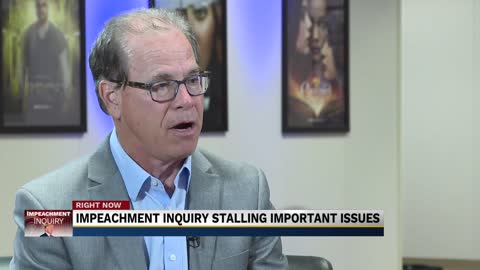 Sen. Braun says impeachment inquiry is delaying passage of USMCA