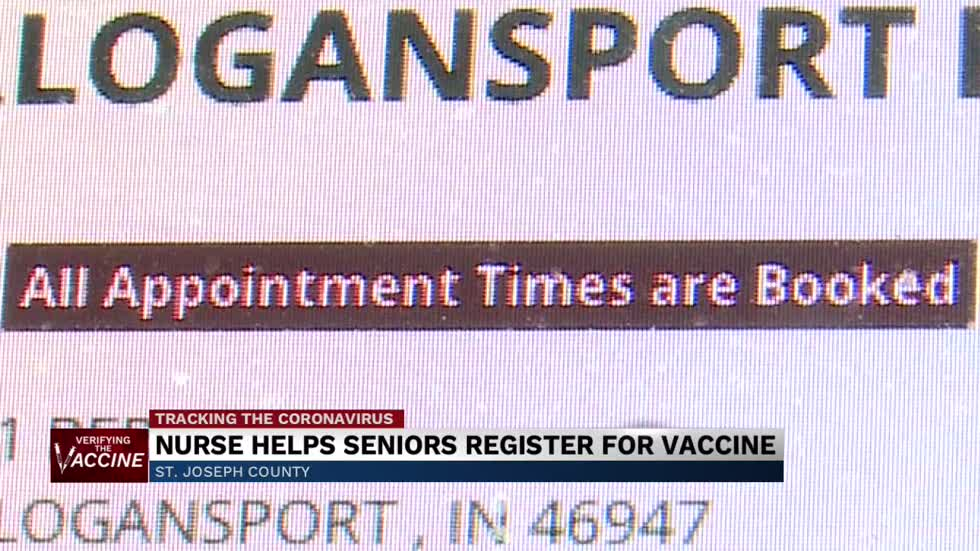 Senior Citizens running into hurdles registering for Vaccine