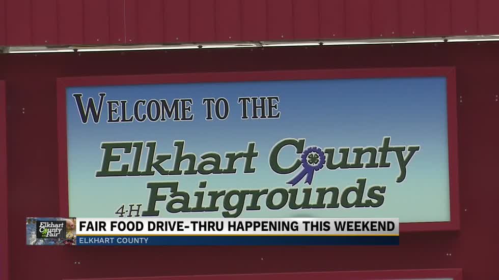 Several county fairs throughout Michiana will serve your favorite fair food