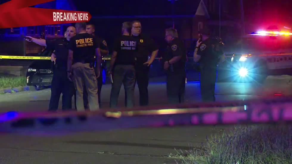 Overnight shooting leaves two dead, two in critical condition