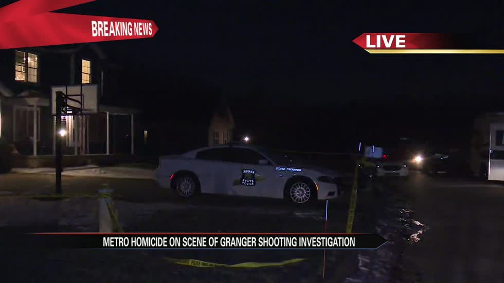 Off-duty Indiana State trooper shot inside of home, son in custody