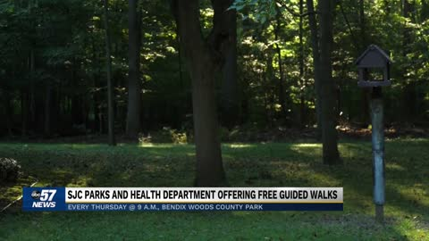Saint Joseph County hosts Wellness walks