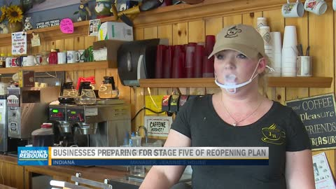 Small businesses see pros, cons to state reopening amid higher COVID-19 cases