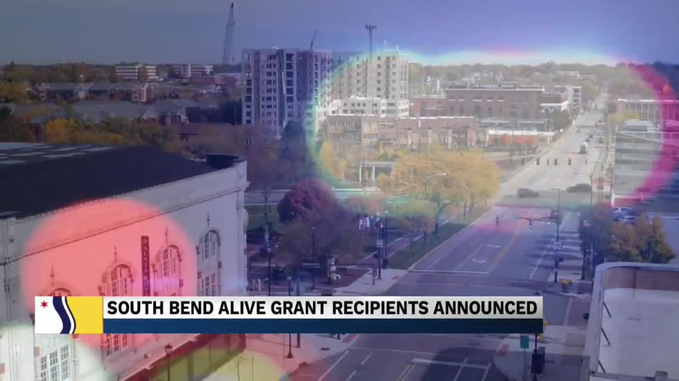 South Bend Alive grant program recipients announced