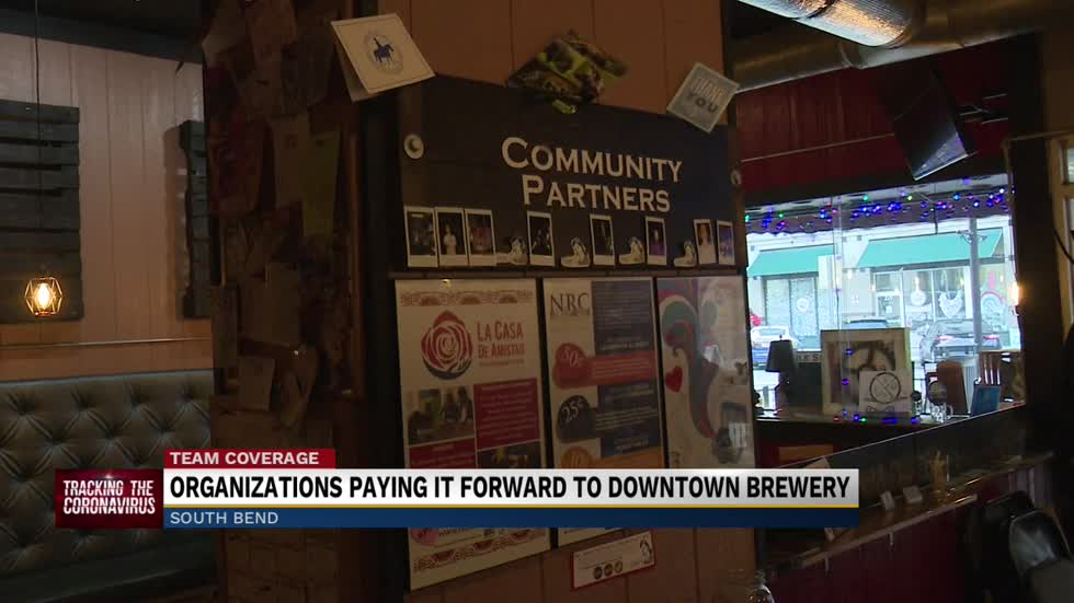 Local organizations rally around South Bend Brew Werks during COVID-19 crisis