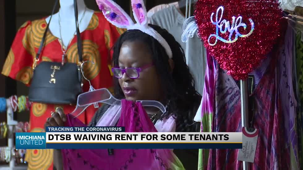 'I almost started crying:' South Bend landlord waives April rent for new business owner