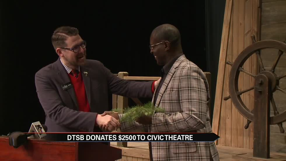 South Bend Civic Theatre is bringing families together with some help from the City