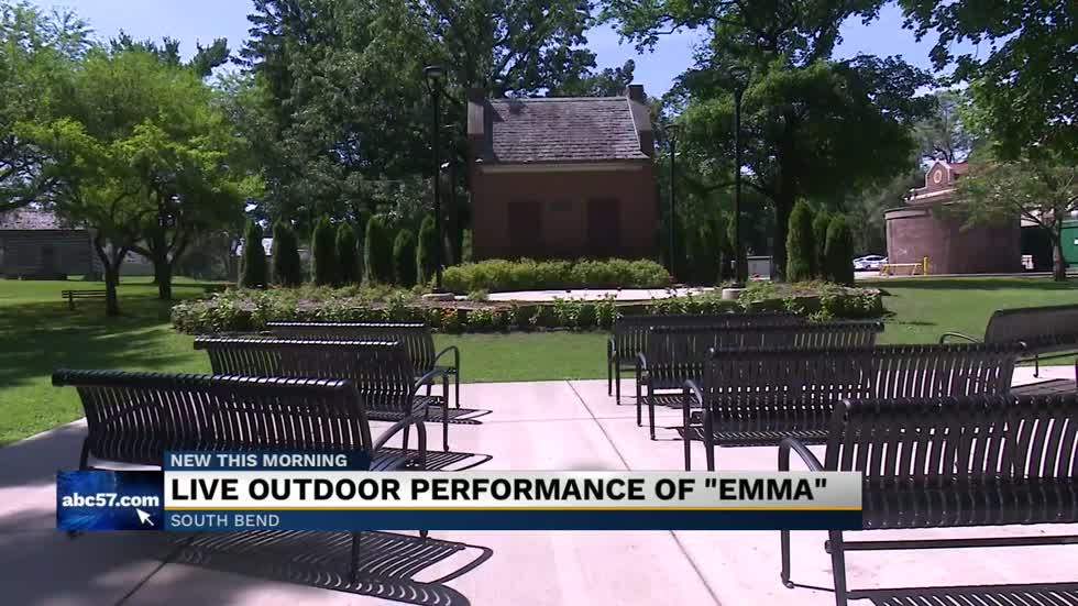 South Bend Civic Theatre production of Emma cancelled