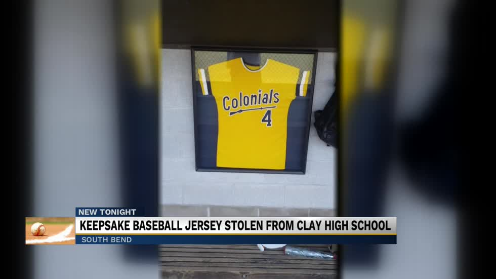 South Bend Clay baseball clubhouse broken into