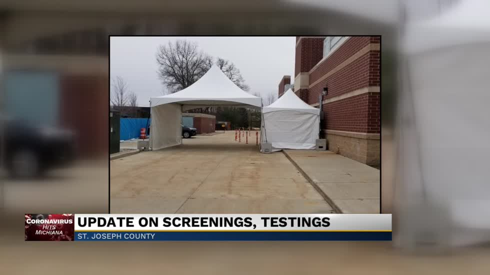 South Bend Clinic tests and screens hundreds for coronavirus