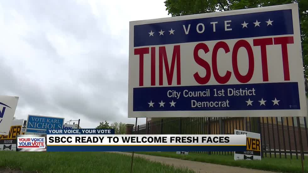 Primary election: South Bend Common Council