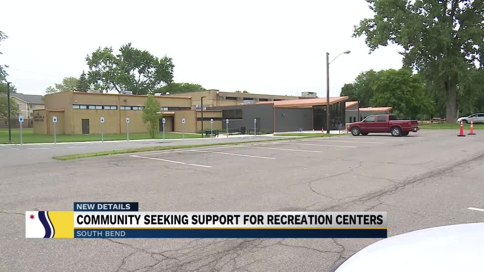 South Bend Community seeking support for recreation centers
