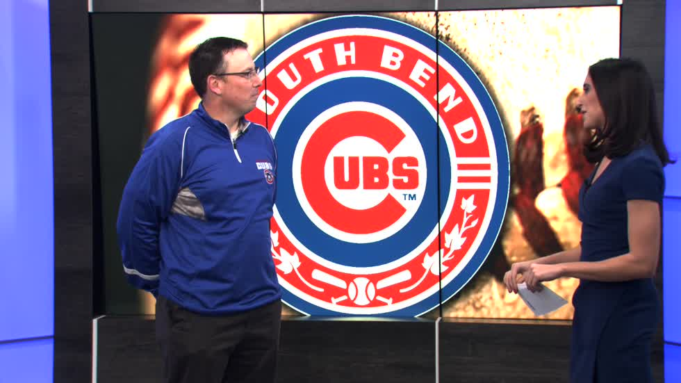 South Bend Cubs prepare for opening day