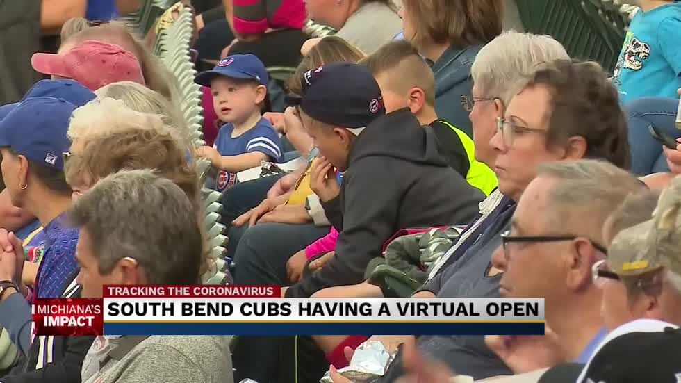 South Bend Cubs to hold virtual opening day on April 9