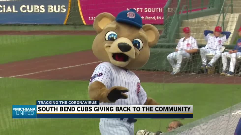 South Bend Cubs raising money for Salvation Army Kroc Center