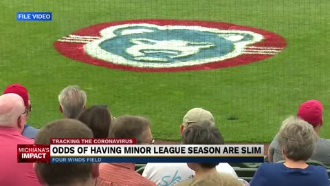 South Bend Cubs unlikely to return to the field this season