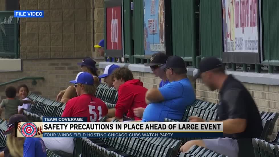 South Bend Cubs will host watch party on July 31