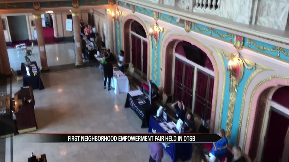 South Bend 'empowerment' event connects residents with jobs, resource opportunities