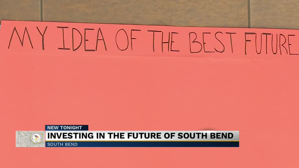 "South Bend Heritage Center hosts ""Best. Future. Ever."" event"