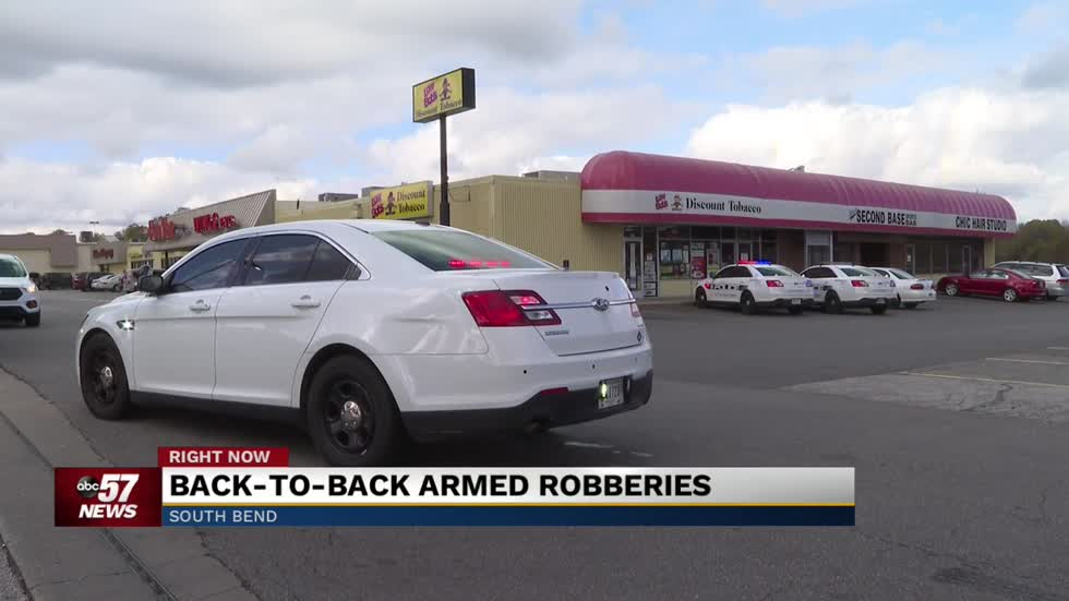 South Bend man arrested for allegedly robbing CVS, Low Bob's Friday morning