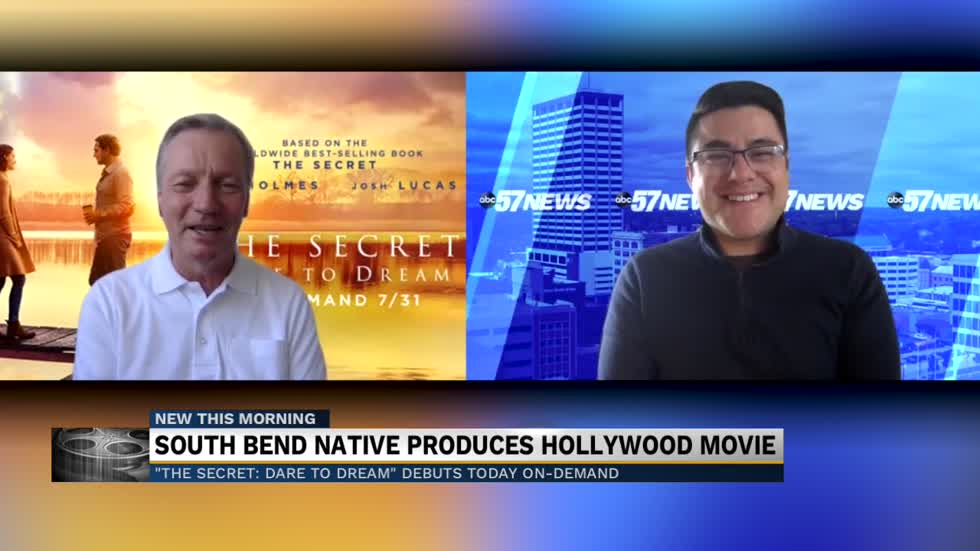 South Bend native produces Hollywood movie