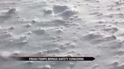 South Bend Police share tips to stay safe in cold weather