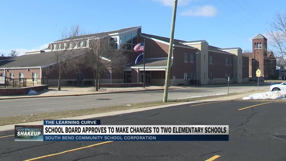 "South Bend Schools' Board votes to proceed with ""Redesign""..."