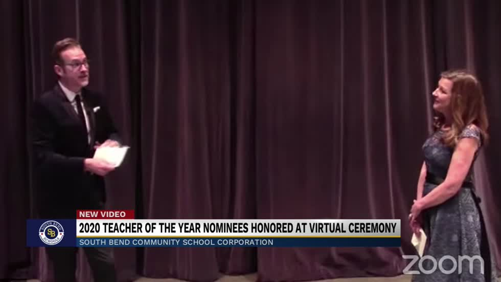 South Bend Schools host Teacher of the Year ceremony