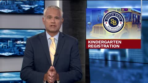 South Bend schools hosting a drive-thru enrollment for kindergarten