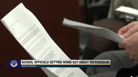 South Bend Schools Superintendent discusses proposed referendum