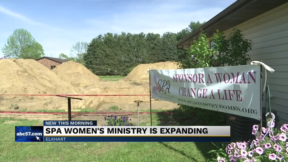SPA Women's Ministry is expanding