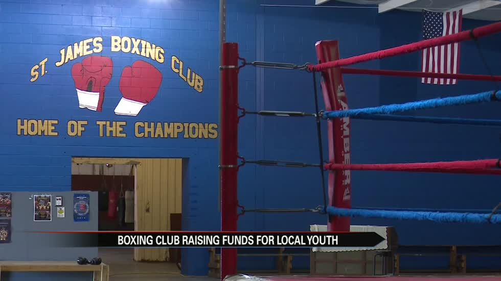 St. James Boxing Club holding fundraiser for academic program