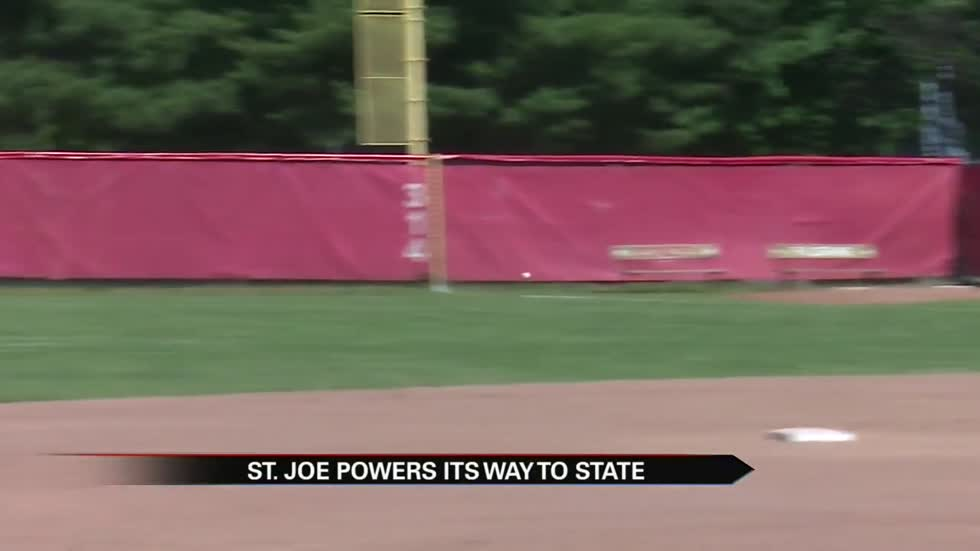 St. Joe powers its way to 1st ever State Finals in program history