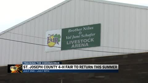 St. Joseph County 4-H Fair returns this summer