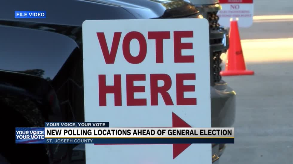 St. Joseph County adding two new voting centers