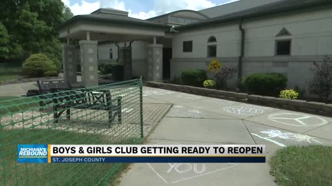 St. Joseph County Boys & Girls Club reopens