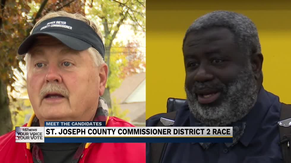 St. Joseph County District 2 Commissioners race heating up