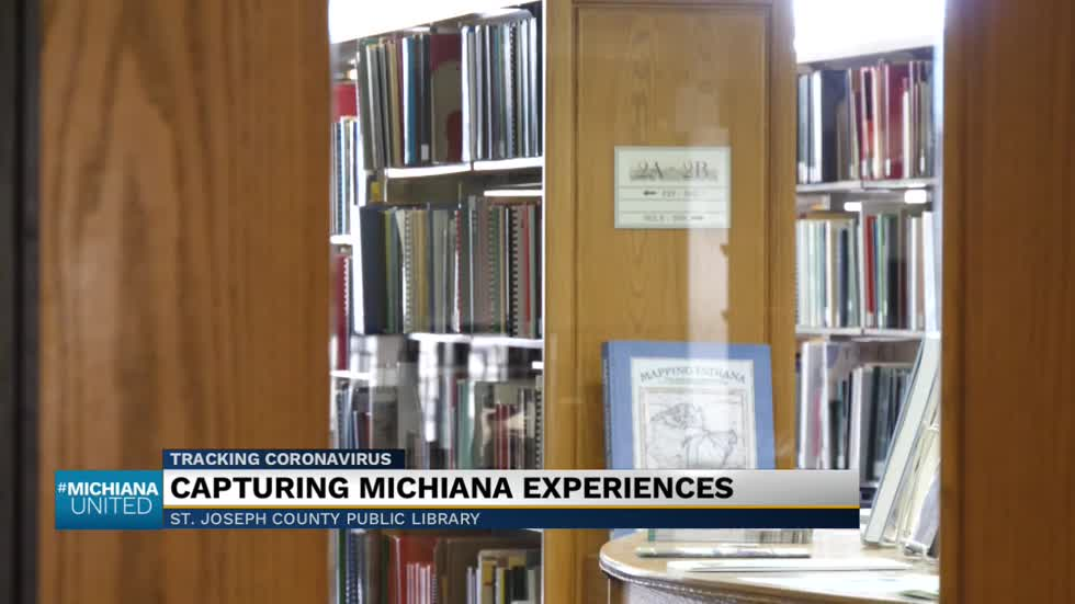 St. Joseph County Library asking residents to share their COVID-19 experience