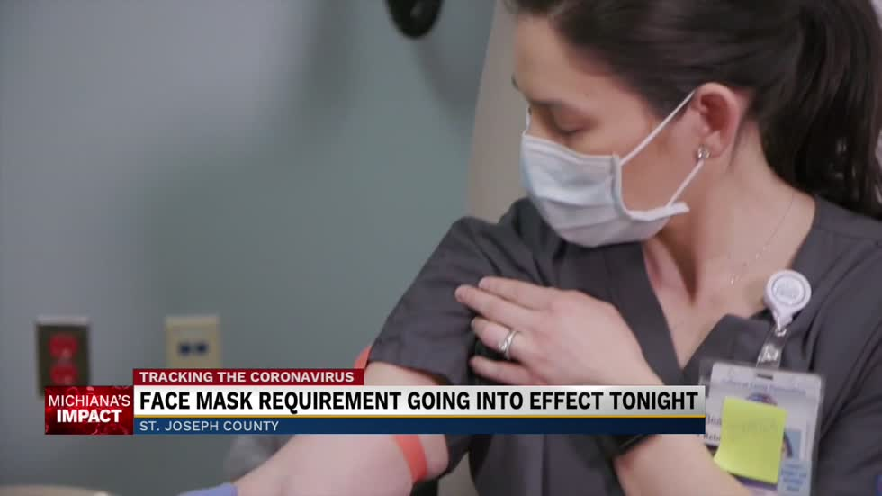 St. Joseph County Health Department implements new mask requirements or social distancing