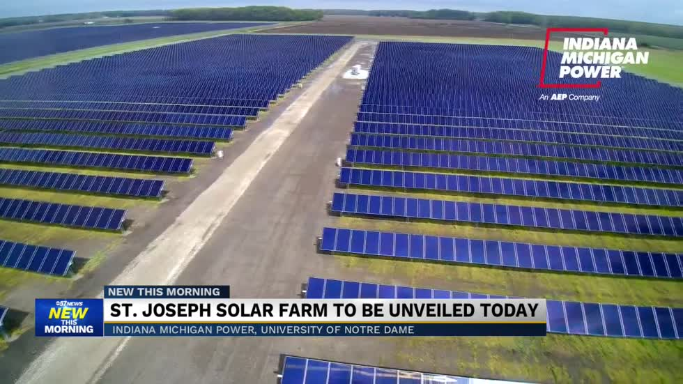 New solar farm is one step to a more sustainable future