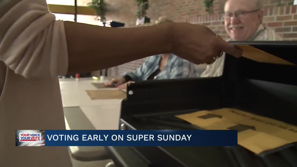 St. Joseph County counts 304 ballots on 'Super Sunday'