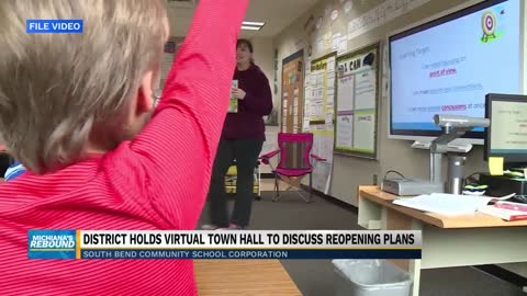 Superintendent holds town hall to discuss South Bend schools...