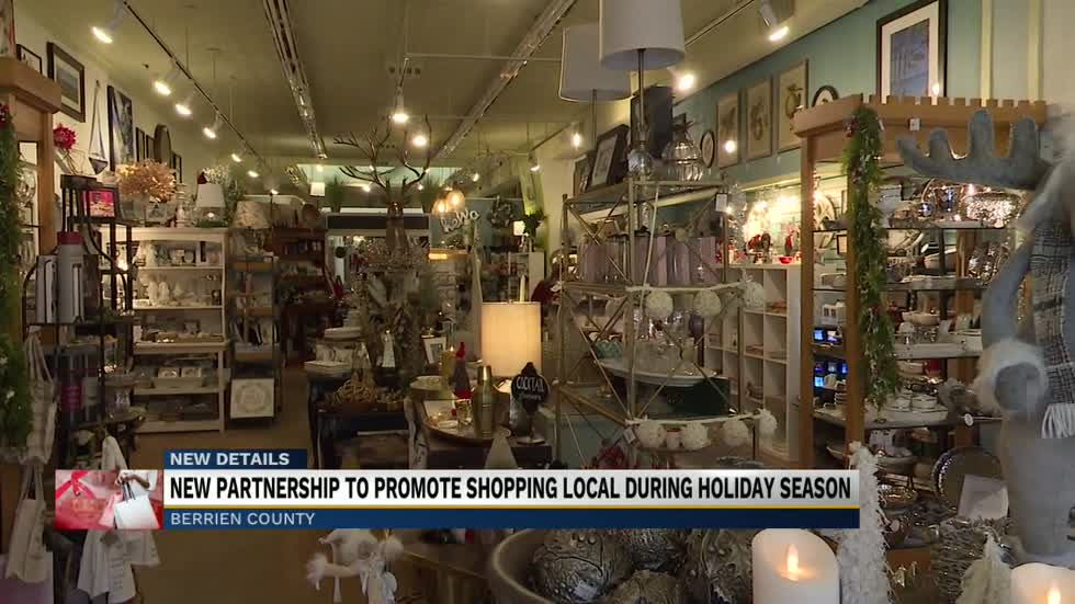 SWMI Regional Chamber's holiday gift guide encourages shopping...